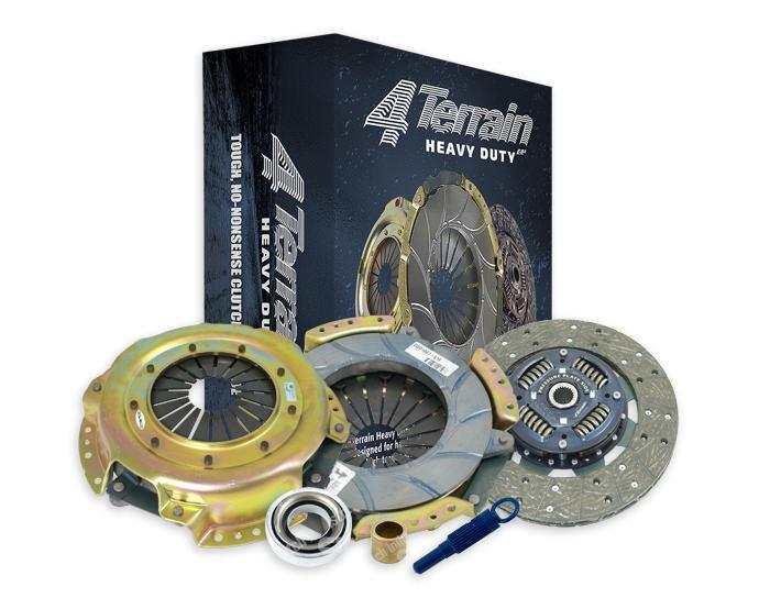4Terrain Heavy Duty Clutch Kit 4TDMRSK2486NHD Sparesbox - Image 1