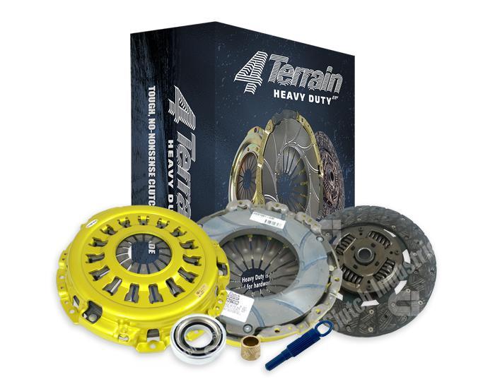 4Terrain Heavy Duty Clutch Kit 4TDMRSK2776NHD Sparesbox - Image 1