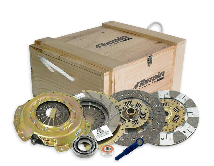 4Terrain Ultimate Clutch Kit 4TU1031N Sparesbox - Image 1