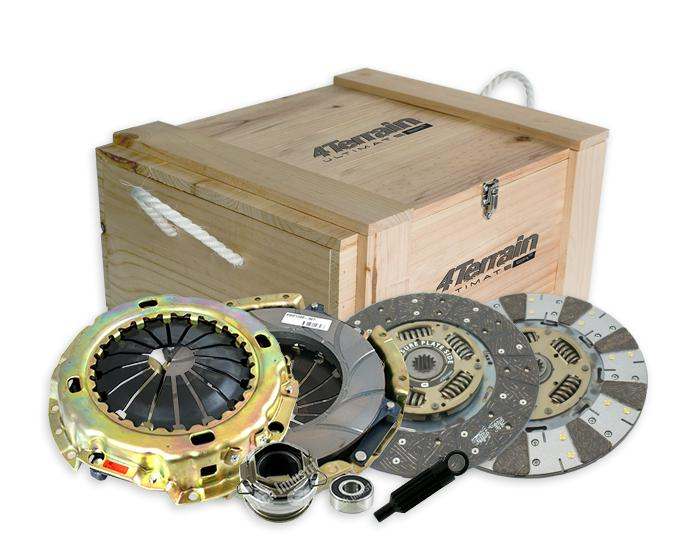4Terrain Ultimate Clutch Kit 4TU1087N Sparesbox - Image 1
