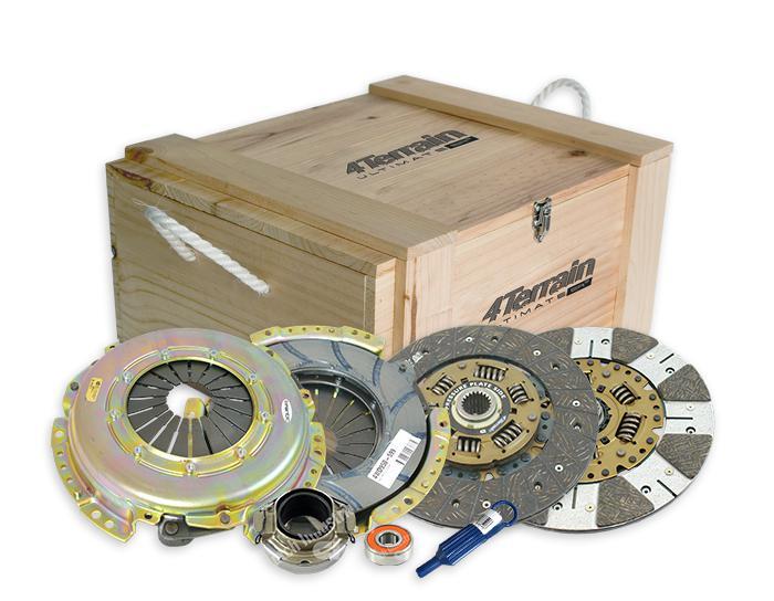 4Terrain Ultimate Clutch Kit 4TU1091N Sparesbox - Image 1