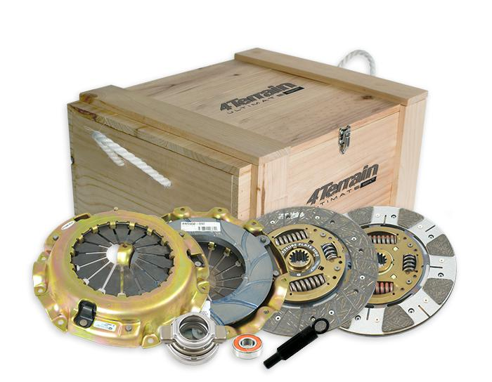 4Terrain Ultimate Clutch Kit 4TU1097N Sparesbox - Image 1