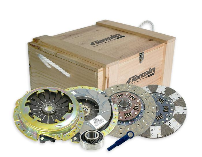 4Terrain Ultimate Clutch Kit 4TU1121N Sparesbox - Image 1