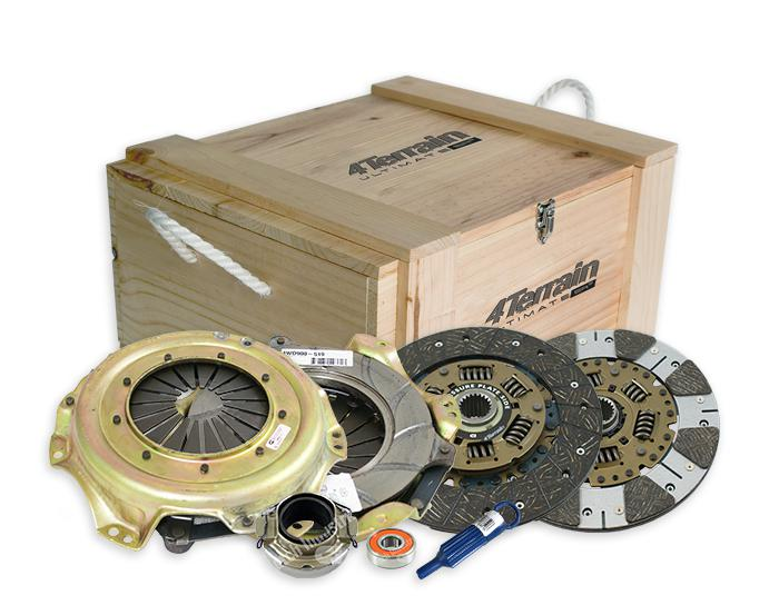 4Terrain Ultimate Clutch Kit 4TU1146N Sparesbox - Image 1