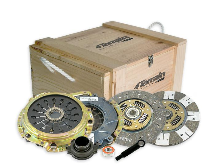 4Terrain Ultimate Clutch Kit 4TU1440N Sparesbox - Image 1