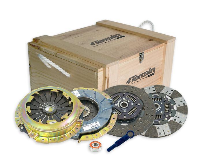4Terrain Ultimate Clutch Kit 4TU1672N Sparesbox - Image 1