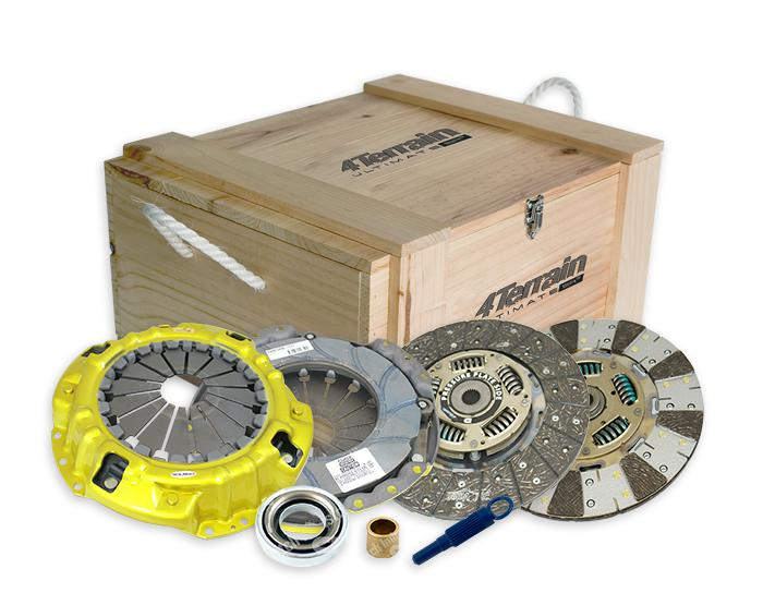 4Terrain Ultimate Clutch Kit 4TU2218N Sparesbox - Image 1