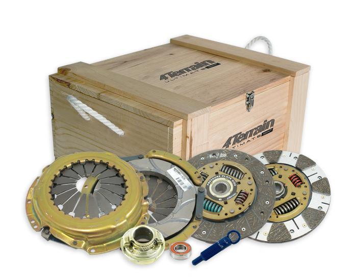 4Terrain Ultimate Clutch Kit 4TU238N Sparesbox - Image 1