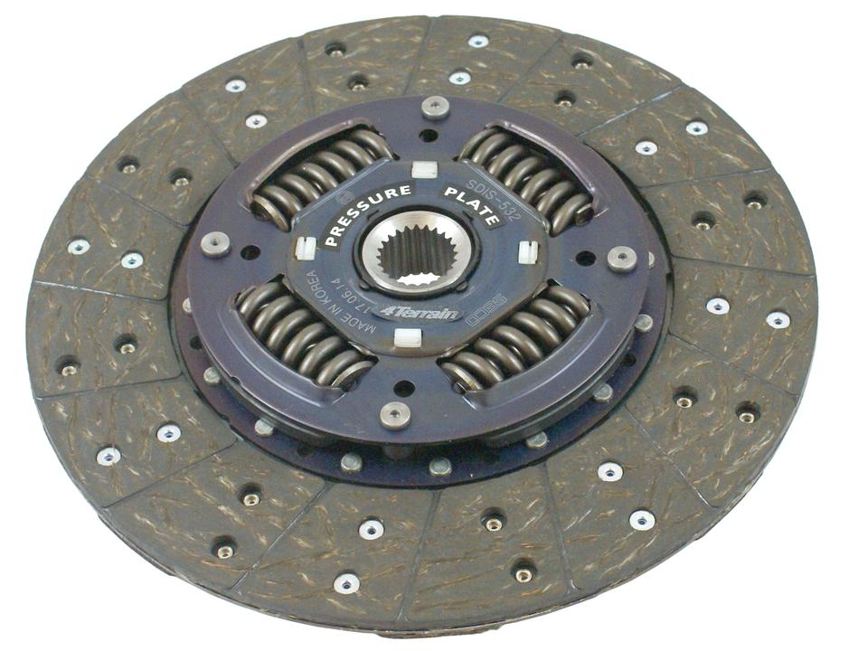4Terrain Ultimate Clutch Kit 4TU2478N Sparesbox - Image 3