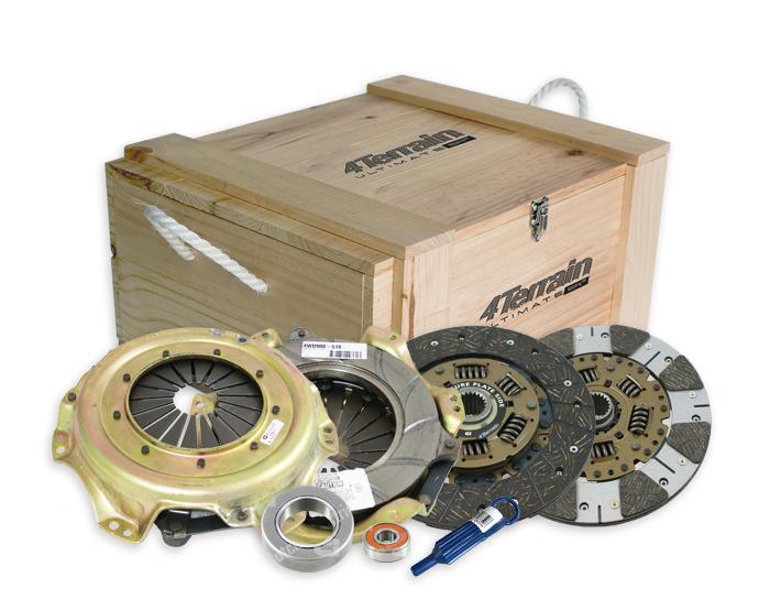 4Terrain Ultimate Clutch Kit 4TU247N Sparesbox - Image 1