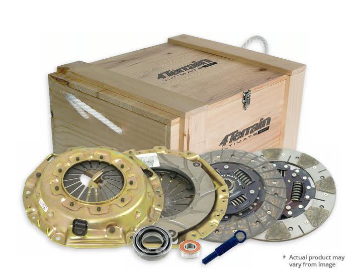 4Terrain Ultimate Clutch Kit 4TU96N Sparesbox - Image 1