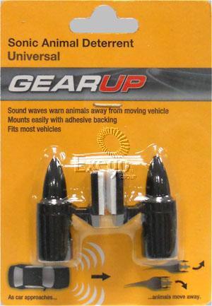 Gearup Sonic Animal Repeller Deterrent Sparesbox - Image 1