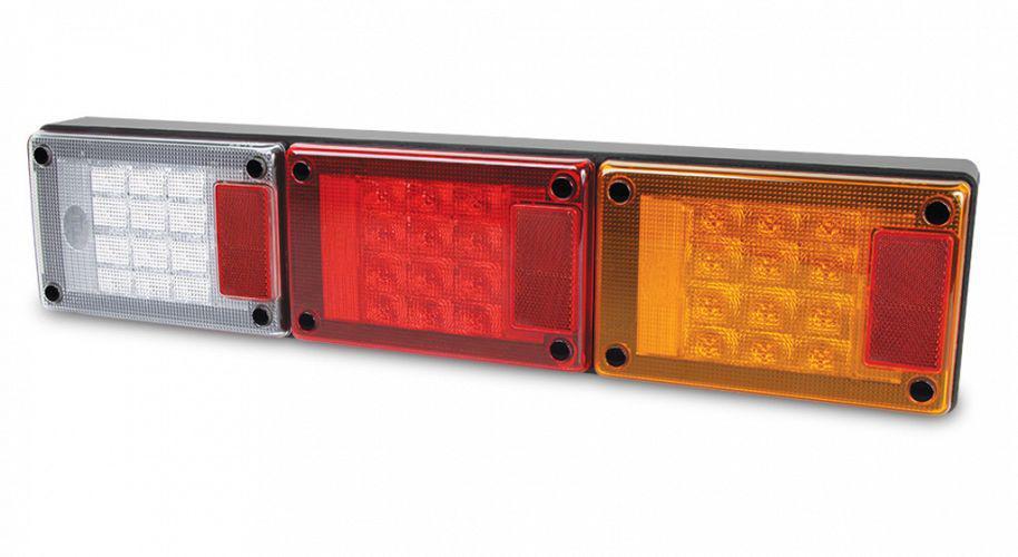 HELLA Jumbo LED Lamp 12-24V 2431 Sparesbox - Image 1