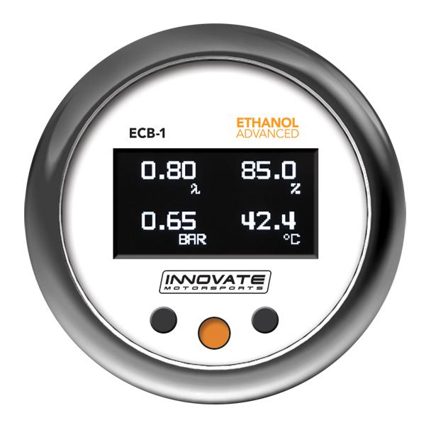 ECB-1 BOOST Ethanol Content % & Air/Fuel Ratio Gauge Kit (No Ethanol Sensor) Sparesbox - Image 2
