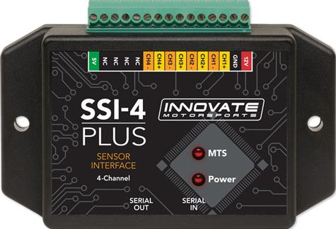 SSI-4 PLUS Simple Sensor Interface For MTS 4-Channel Sparesbox - Image 1