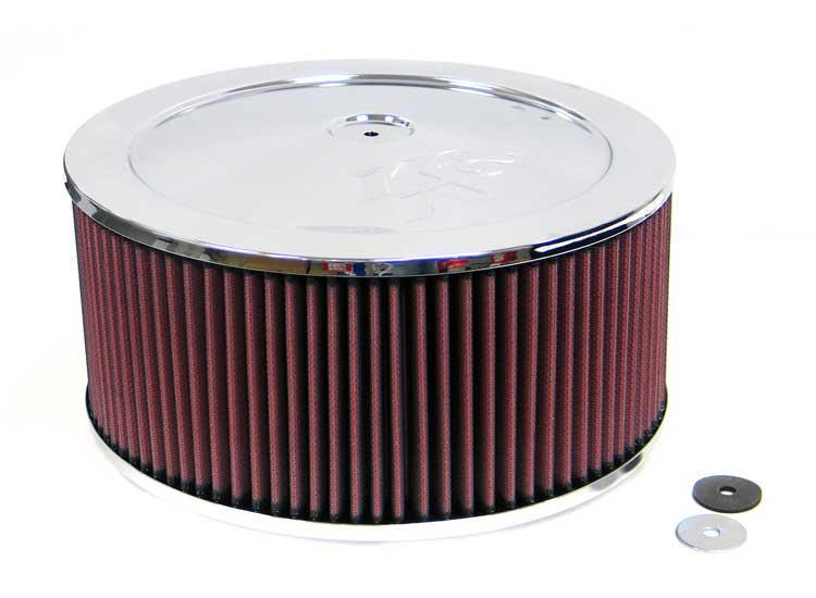 K&N Custom Air Cleaner 60-1210 Sparesbox - Image 1