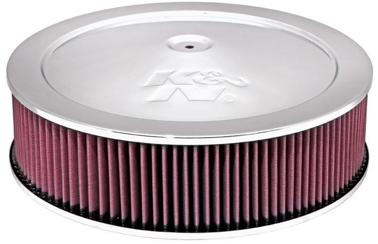 K&N Custom Air Cleaner 60-1290 Sparesbox - Image 1