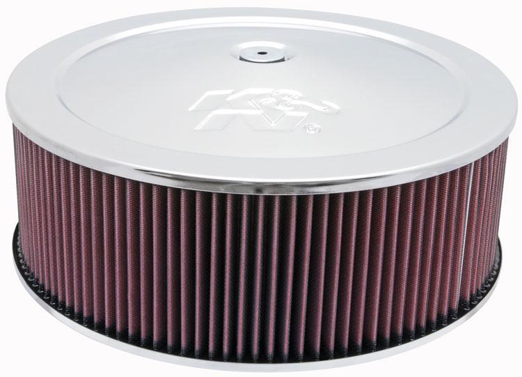 K&N Custom Air Cleaner 60-1300 Sparesbox - Image 1