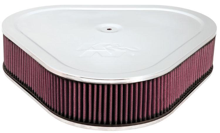 K&N Custom Air Cleaner 60-1470 Sparesbox - Image 1