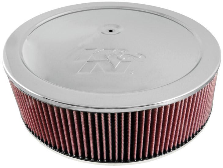 K&N Custom Air Cleaner 60-1642 Sparesbox - Image 1