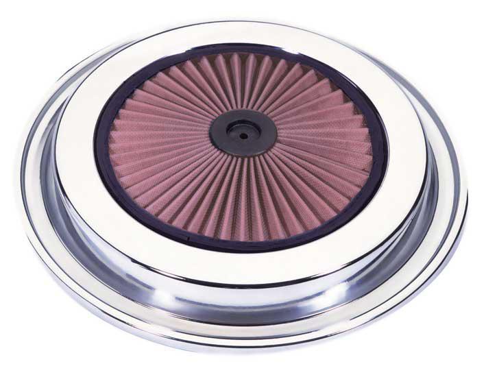 K&N X-Stream Top Air Filter 66-1201 Sparesbox - Image 1