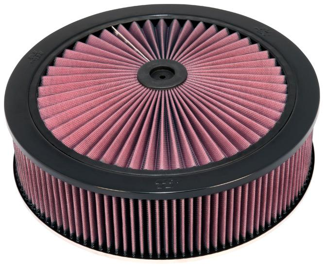 K&N X-Stream Top Air Filter 66-3060 Sparesbox - Image 1