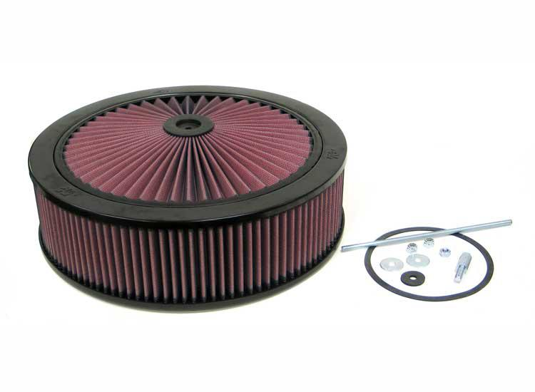 K&N X-Stream Top Air Filter 66-3200 Sparesbox - Image 1