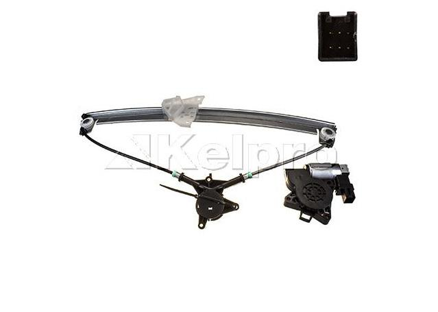 Kelpro Power Window Regulator With Motor KWFR1424 Sparesbox - Image 1