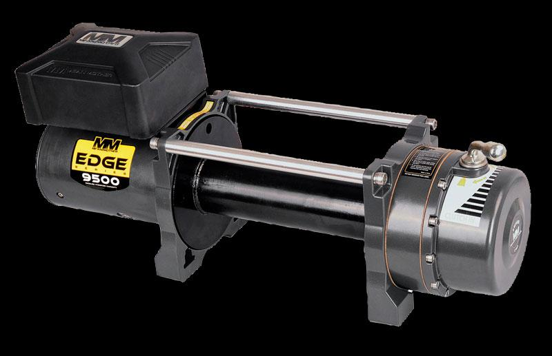 Mean Mother 4x4 Edge Electric Winch 9500lb Bare EW9500B Sparesbox - Image 1