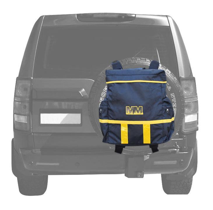 Mean Mother Rear Wheel Bag MMSBG Sparesbox - Image 2