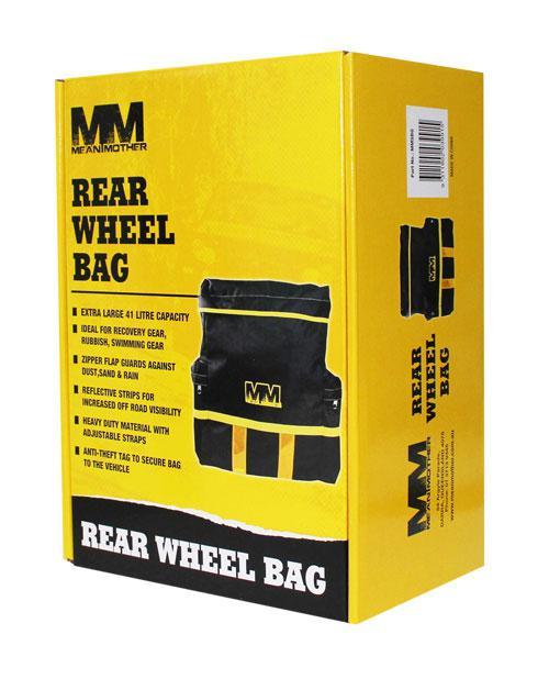 Mean Mother Rear Wheel Bag MMSBG Sparesbox - Image 5