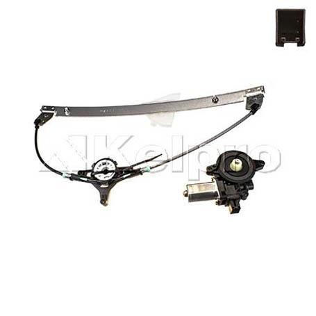 Kelpro Power Window Regulator With Motor Front LH KWFL1419 Sparesbox - Image 1