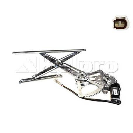 Kelpro Power Window Regulator With Motor Front LH KWFL1439 Sparesbox - Image 1