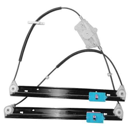 Kelpro Power Window Regulator W/O Motor Front RH KWFR1373 Sparesbox - Image 1