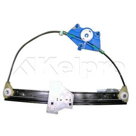 Kelpro Power Window Regulator W/O Motor Rear LH KWRL1071 Sparesbox - Image 1