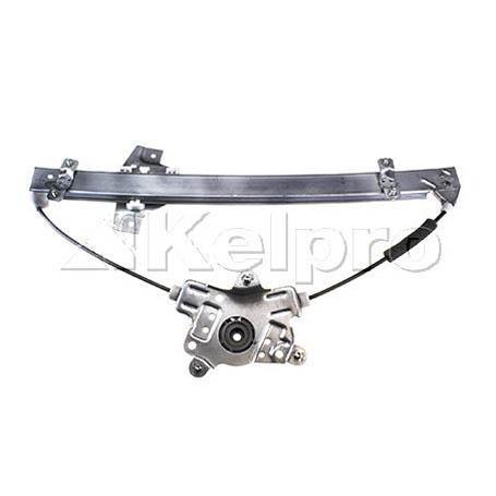 Kelpro Power Window Regulator With Motor Rear LH KWRL1387 Sparesbox - Image 2