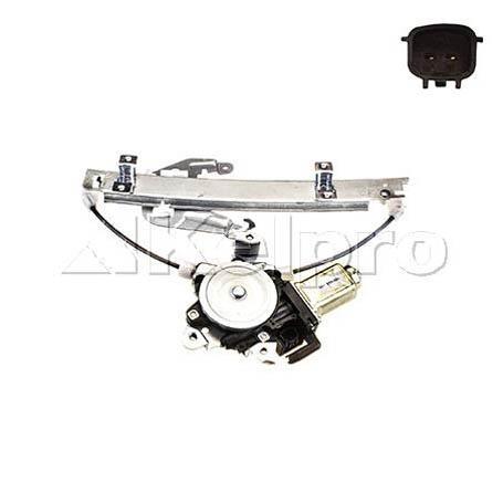 Kelpro Power Window Regulator With Motor Rear LH KWRL1399 Sparesbox - Image 1