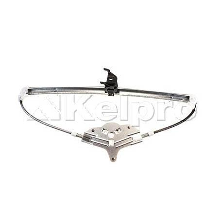 Kelpro Power Window Regulator W/O Motor Rear LH KWRL1400 Sparesbox - Image 2