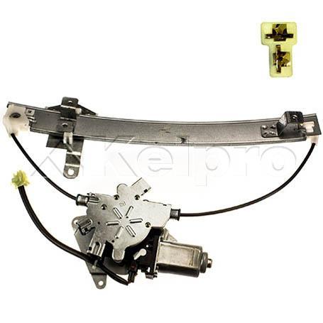 Kelpro Power Window Regulator With Motor Rear RH KWRR1004 Sparesbox - Image 1