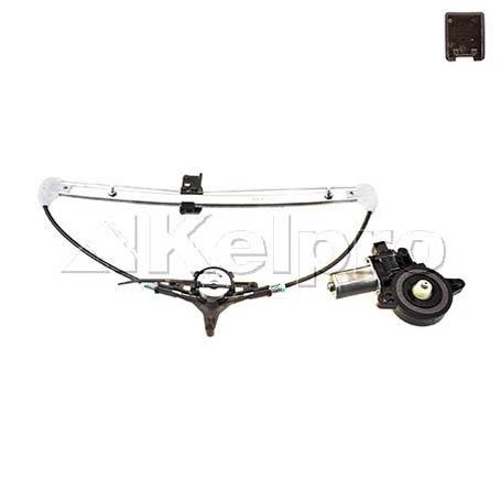 Kelpro Power Window Regulator With Motor KWRR1392 Sparesbox - Image 1