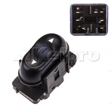Kelpro Power Window Switch Single KWS1040 Sparesbox - Image 2