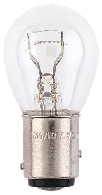 Narva Globe 12V 21/5W BAY15D (10Pk) 47380 Sparesbox - Image 1