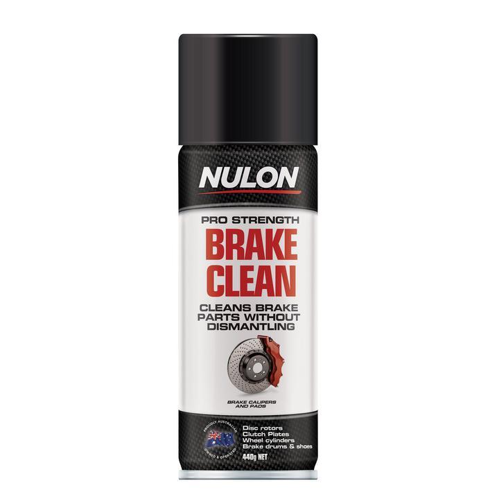 Nulon Pro-Strength Brake Cleaner Aerosol Spray 440g Sparesbox - Image 1