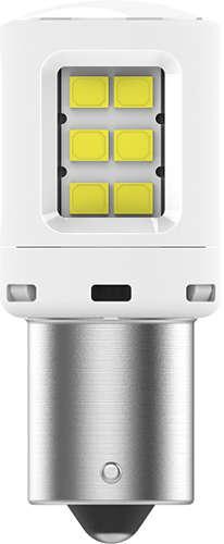 Philips Ultinon LED Bayonet Globe 12V White 11498ULWX2 Sparesbox - Image 3