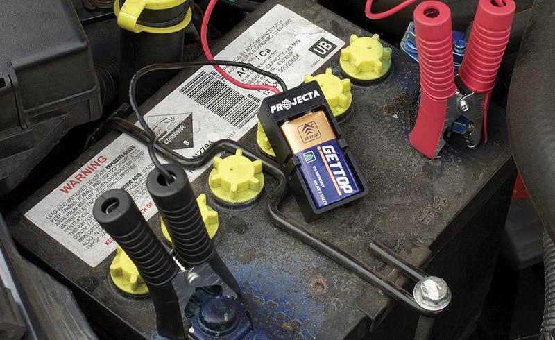 PROJECTA 9V Battery Interim Power Supply IPS130 Sparesbox - Image 2