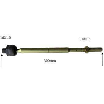 Protex Rack End fits Nissan Pulsar N16 1.8L RE1060 Sparesbox - Image 1