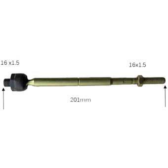 Protex Rack End fits Kia Sportage Sl Pc RE3435 Sparesbox - Image 1