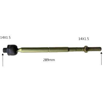Protex Rack End fits Toyota Corolla RE3640 Sparesbox - Image 1