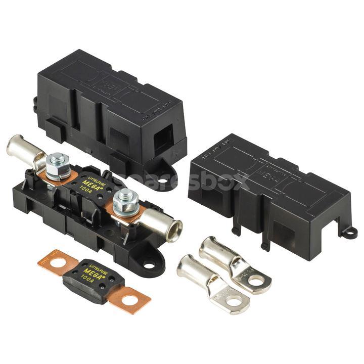 REDARC 100A MIDI Fuses and MTA Fuse Holders Sparesbox - Image 1