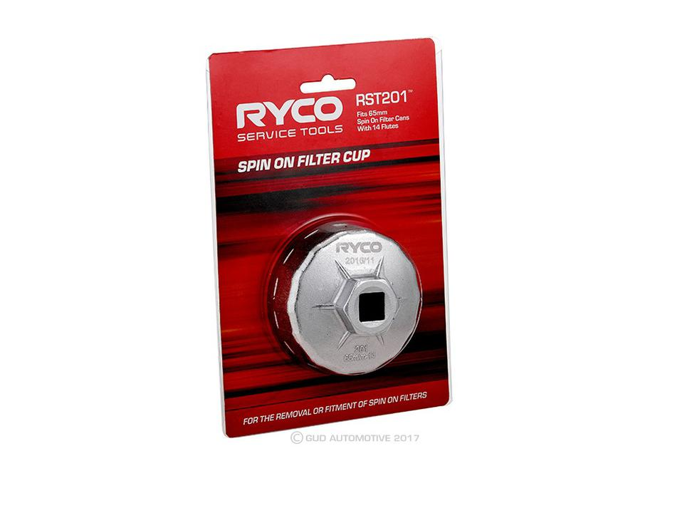 Ryco Spin On Filter Cup RST201 Sparesbox - Image 1